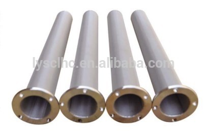 SS304 316 stainless steel 40 micron powder filter/sintered metal candle filter for gas filtration system