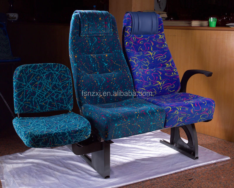 Bus Seats With Small Folding Seat At Side 2+1 - Buy Folding Bus Seat ...