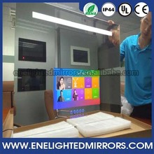 CE Wall Mounted Bathroom Waterproof TV Mirror