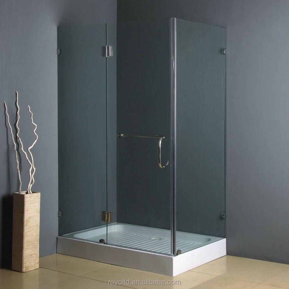 Dubai Rectangle Aluminum Shower Enclosure - Buy Aluminum Shower ...