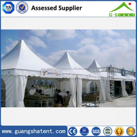 F cheap pvc tent material for outdoor event