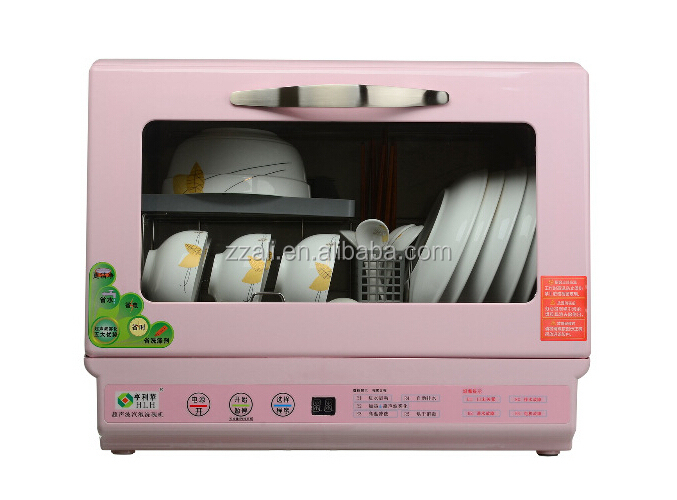 home use fully automatic dishwasher countertop dishwasher with ce