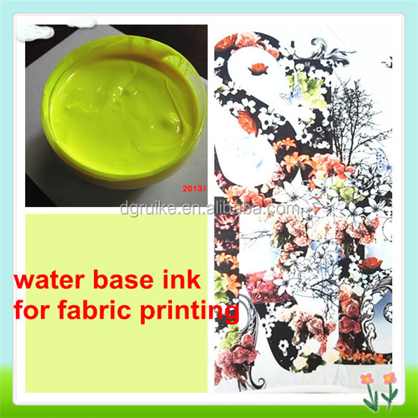 high quality water based ink