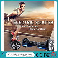Shenzhen factory price 4400 mAh battery 6.5 inch electric two wheel China hoverboard with 6 colors