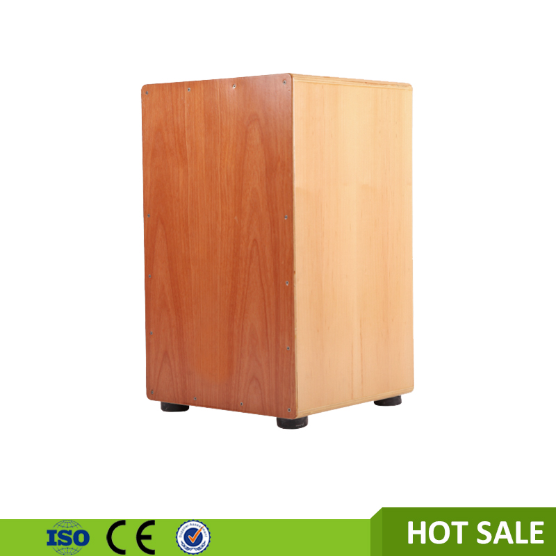 Top Percussion instrument holz trommel box cajon