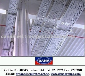 Dana Cable Trays Troughs Ladders Offshore Marine India