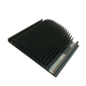 Wow!extruded polish large aluminum heat sink,alloy aluminum die casting parts for heat sink