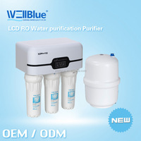 WellBlue Home use/Drinking water purifier/ RO water filter System L-RO500