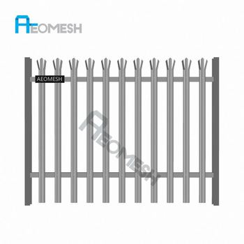 Made in Guangzhou Professional Factory Tube Fence