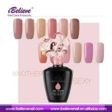 Private Label Permanent Memory Gel Nail Polish with Reasonable Price