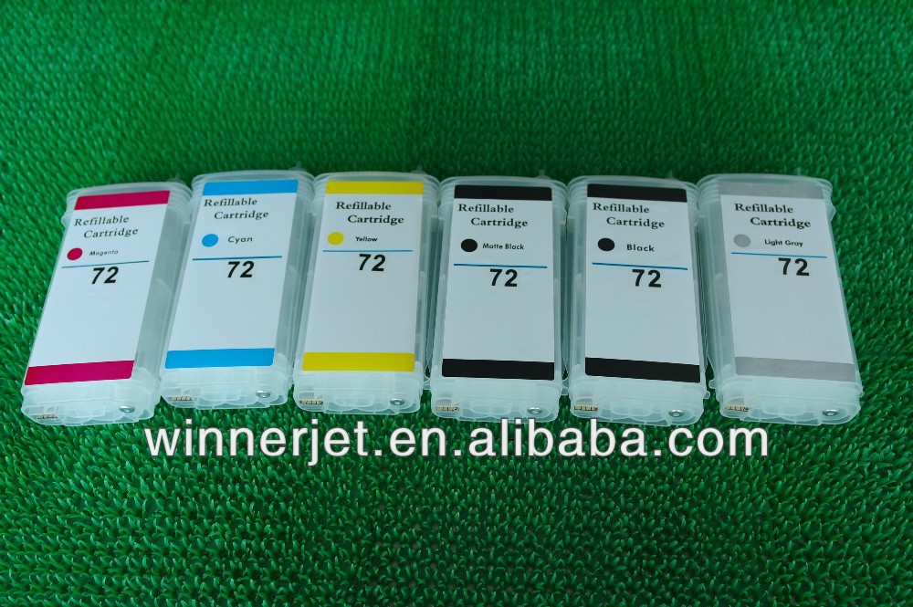 Made In China Refill Ink Cartridge For Hp Designjet T770 T2300 Ink ...