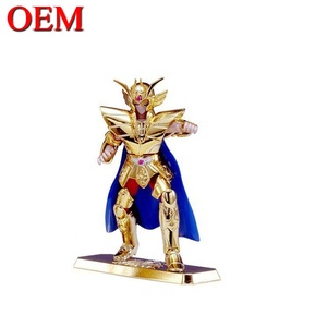 2018 Oem Japanese Style Figure Saint Character Toy
