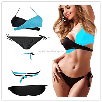53c9147ea23 (OEM FACTORY)wholesale girls sexy two color bra g string bikini models