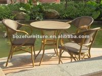 High Quality Bamboo Like Garden Outdoor Furniture