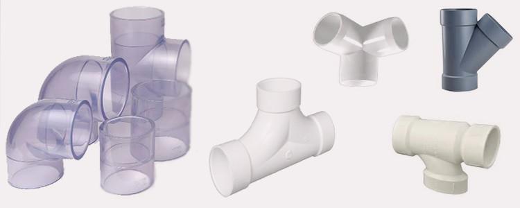 Clara de pl stico de pvc tubo de pl stico resistente al for Plastico pvc para estanques