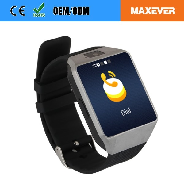 Smart Watch 2016 QW09 Support Google Play Smart Watch Phone With Sim