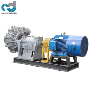 Best Price Centrifugal Coal Water Slurry Pump 120m3/h with Electric Motor