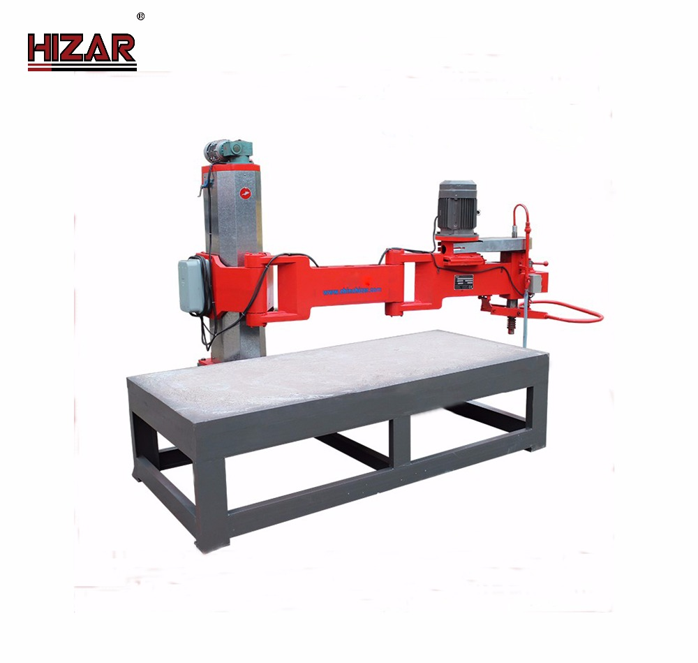 HIZAR HSP-5 most popular automatic granite polishing machine