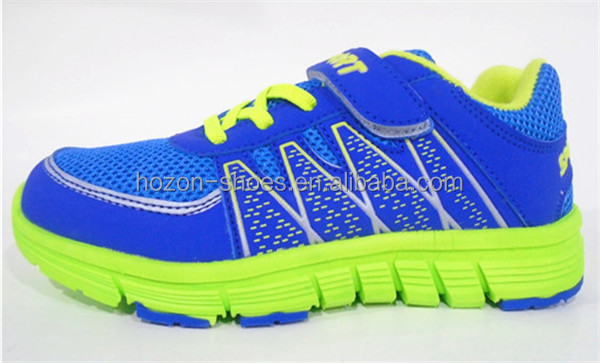 Hottest latest design kid sport shoes