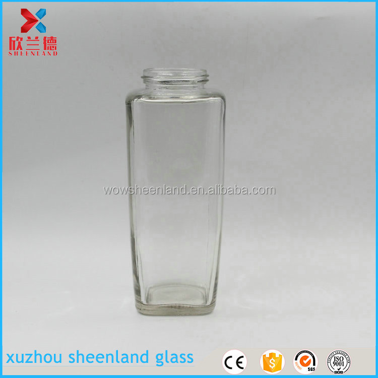laundry detergent bottle 500ml hand sanitizer glass packaging bottle