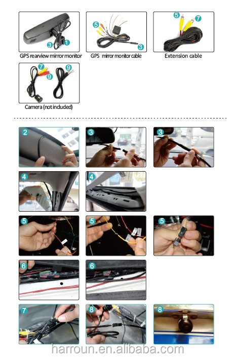 World Best Selling Products For Toyota Corolla Accessories,Car Dvr ...