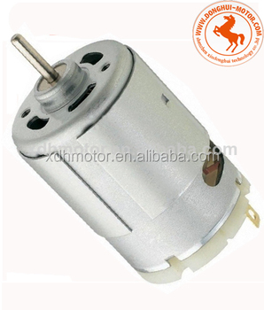 12 volt dc motor for rc model and electric fan rs 540sh for 12 volt electric fan motor