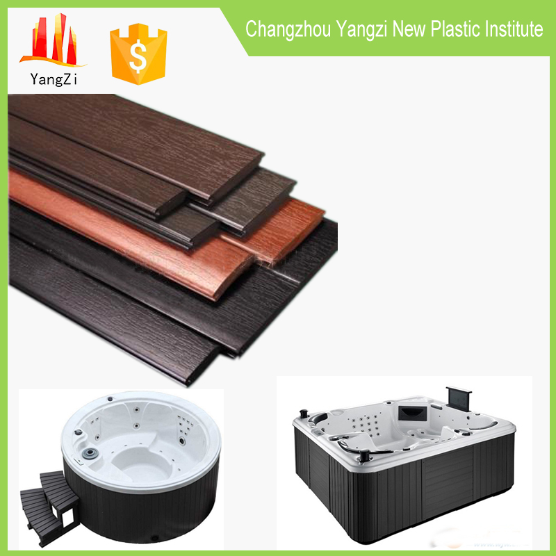 Wholesale modern design hot tub wood panels and parts