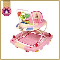 8 Wheels Racing Car Price Play Center Baby Walker Pink Car