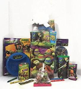 40a246bdc36a0 Get Quotations · Teenage Mutant Ninja Turtles Gift Basket