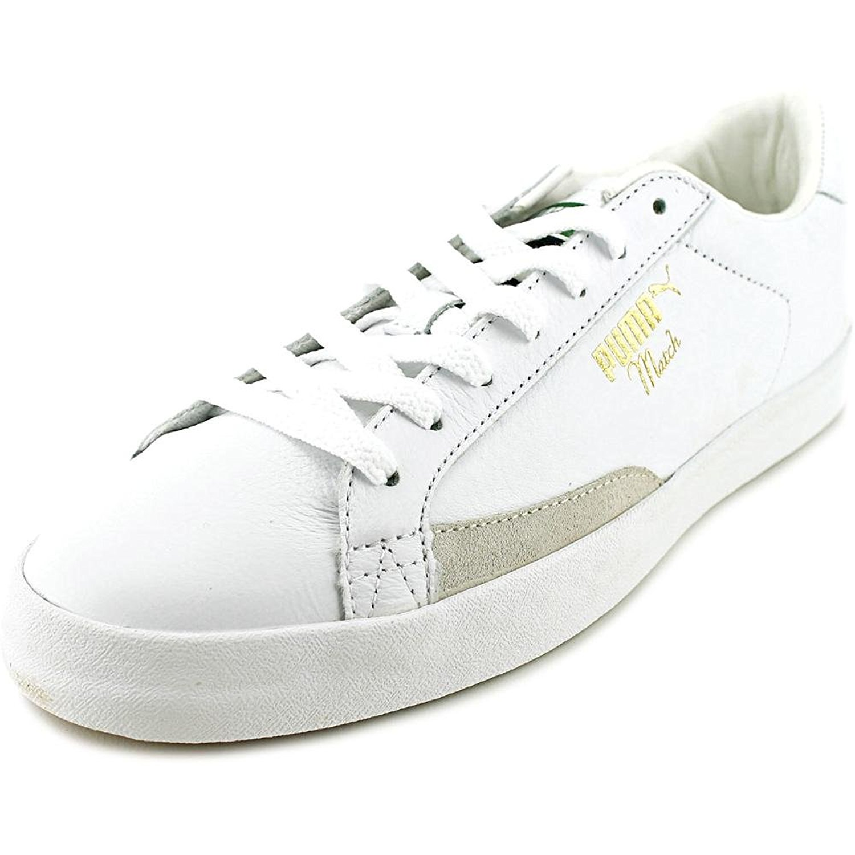 324187806f0 PUMA Unisex Match Vulc White Turbulence Sneaker Men s 8.5