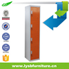 KD colourful 4 doors steel cabinet designs for dining room