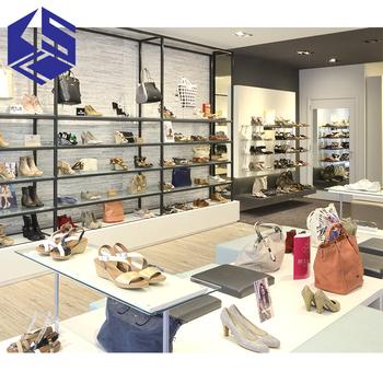 ad1b538687b23 Mağaza promosyon yeni öğe ayakkabı mağazası iç tasarım dekorasyon fikirleri