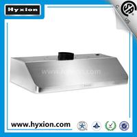 Range hood 30 inch stainless steel