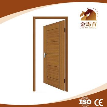 Manufacturer China Modern Design Flush Door Design Door For Living ...