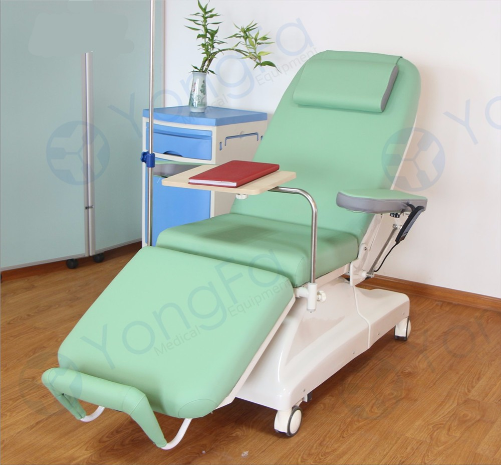 Cardiac chair hospital bed - Yfyd Ii Hospital Electric Recliner Dialysis Chair