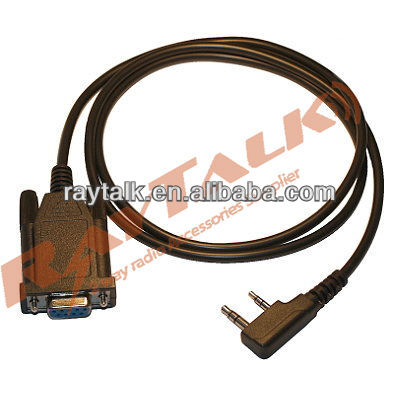 RS232 programming cable for Kenwod TK2101,TK2107