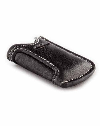 S.T. Dupont MiniJet Mini Jet Leather Lighter Pouch Case as Disbributed by S.T. Dupont