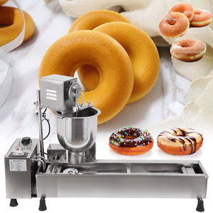 Automatic Doughnut Making Machine Commercial Kitchen Baking Donut Maker