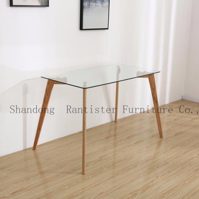 Venta al por mayor mesas de comedor de cristal pequeñas-Compre ...