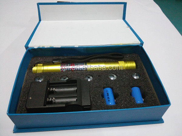 XPL-H445B2000 445nm High power blue laser pointer 2000mw for cutting