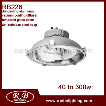 Hypermarkets 250w Induction Light For Wholesales