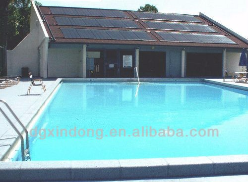 plastic solar pool heater collectors,EPDM,UV,Eco friendly.RoHS