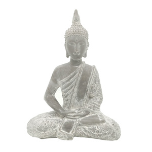 Custom Handmade Cement Buddha Statues concrete buddha statues decor cement craft