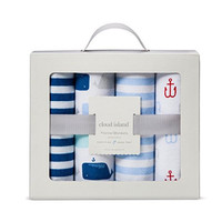 "47""x47"" Size Super Soft Baby Blanket Muslin Swaddle Bamboo Cotton Receiving Blankets Gift Set Unisex for boys and girls Newborn"