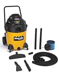 Shop-Vac Wet Dry Vacuum with Handle, 24 Gallon 6.5 Peak HP