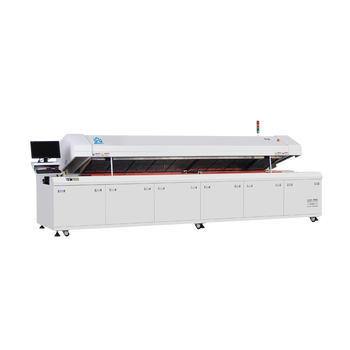 SMT Lead Free Hot Air Reflow Oven Morel F8
