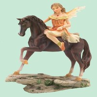 Angel and unicorn style home decor wholesale