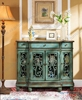 Hot Sell China Vintage Rustic Distressed Sideboard Cabinet