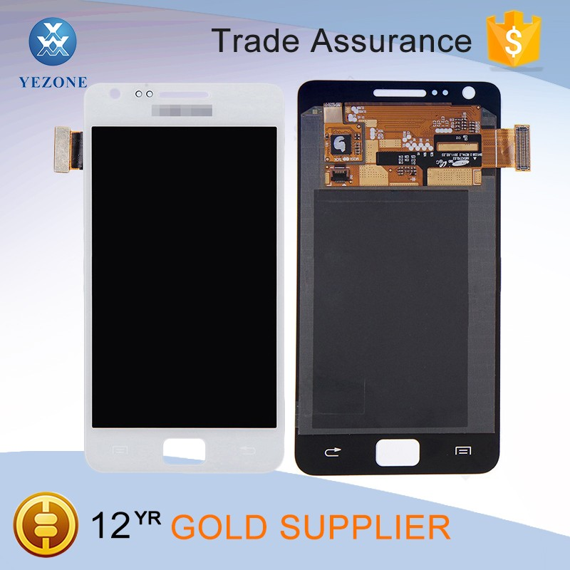 Replacement i9100 i9105 LCD Display For Samsung Galaxy S2 Plus LCD Screen and Digitizer Assembly