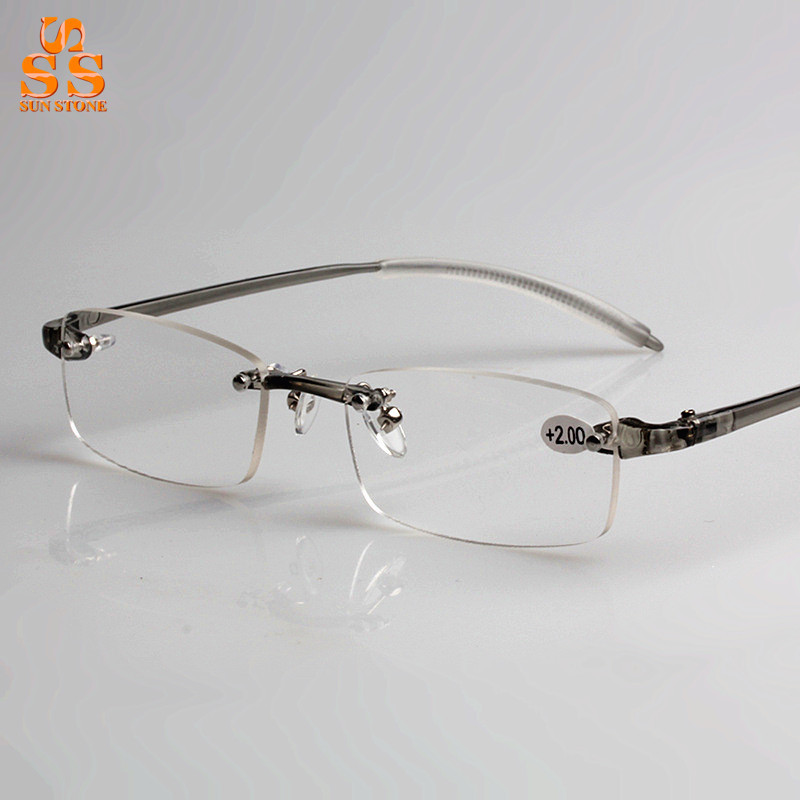 Ограниченные продажи классический дизайн полуободковые смолы дальнозоркостью очки, Полноценно Unisx борьбы с усталостью супер свет Lentes пункт лер лер, G387